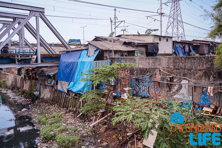 Jakarta Slum Tour, Indonesia, Uncontained Life
