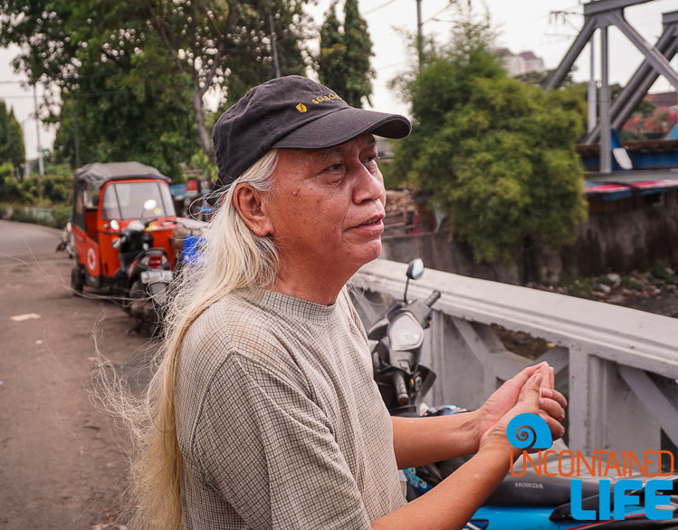 Ronny Poulan, Jakarta Hidden Tours, Indonesia