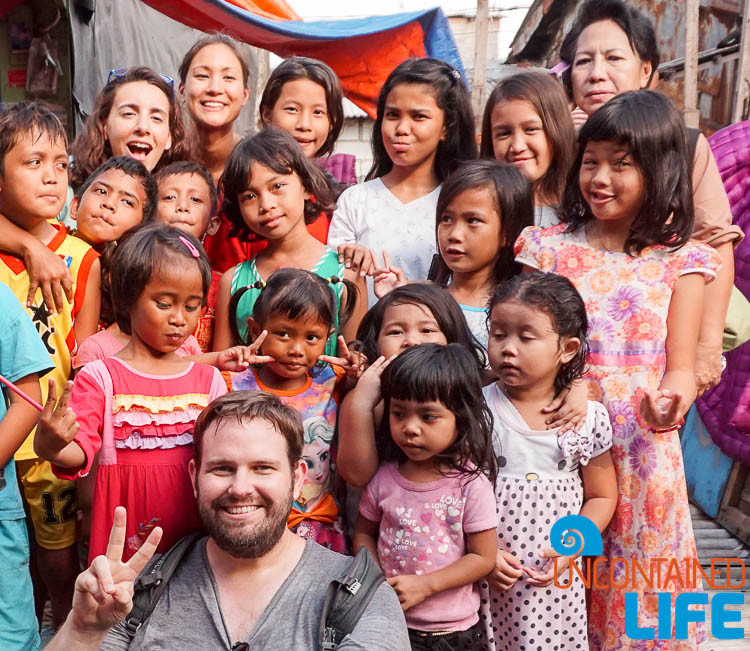 Uncontained Life, Jakarta Hidden Tours, Children, Indonesia