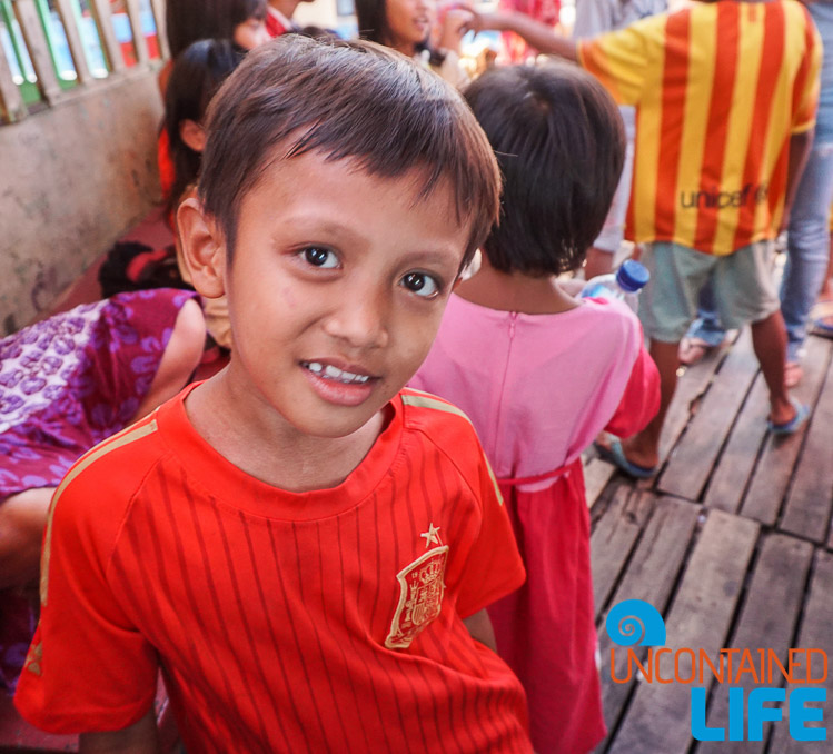 Jakarta Boy, Indonesia, Uncontained Life