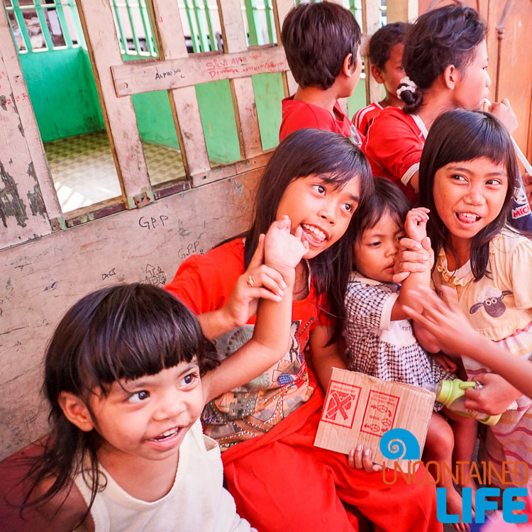Jakarta Children, Uncontained Life