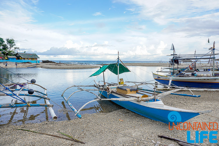 Fishing Village, Langogan, Philippines, Uncontained Life