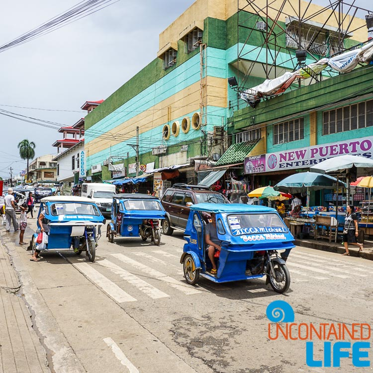 Downtown Puerto Princesa, Philippines, Uncontained Life