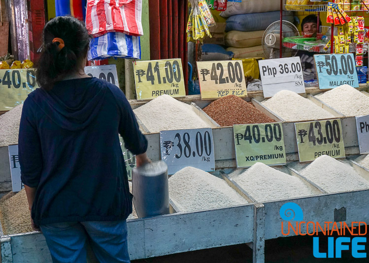 Public Market, Puerto Princesa, Philippines, Uncontained Life