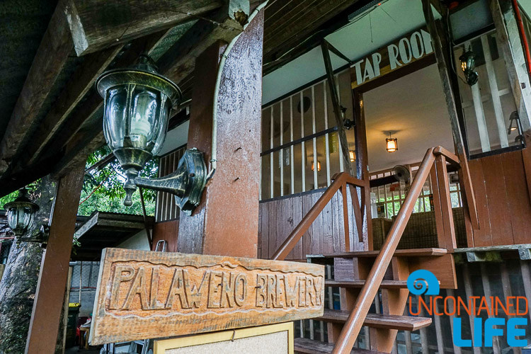 Palaweno Brewery, Puerto Princesa, Philippines, Uncontained Life