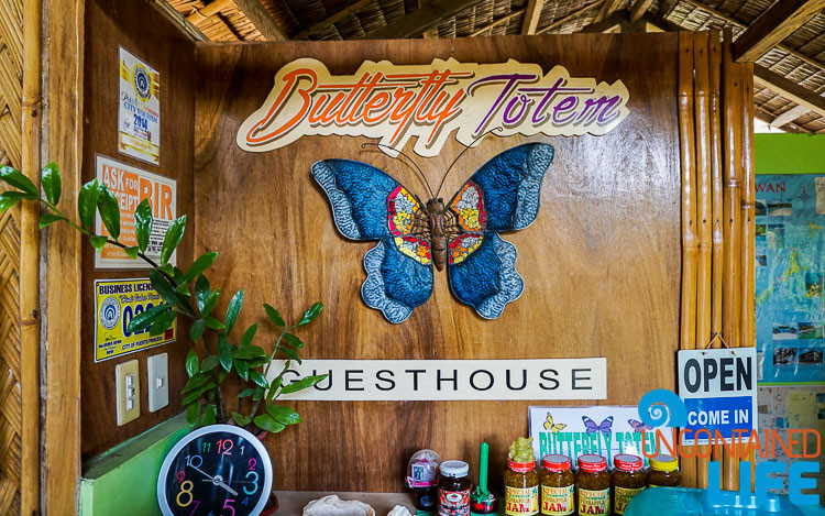 Butterfly Totem Guesthouse, Uncontained Life