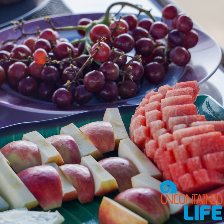 Grapes, Apples, Watermelon, Fruit, Uncontained Life