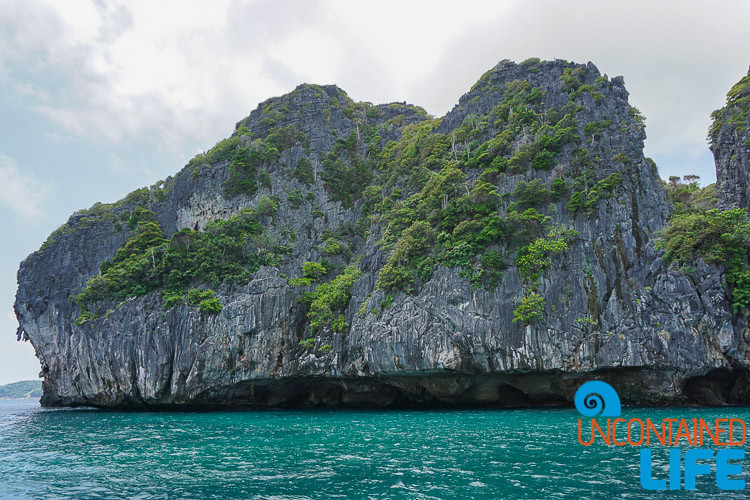 Cliff, Blue World Safari, Phi Phi Islands, Phuket, Thailand, Uncontained Life
