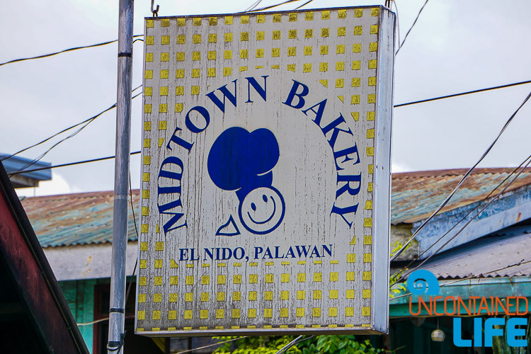Midtown Baker, El Nido, Palawan, Philippines, Uncontained Life