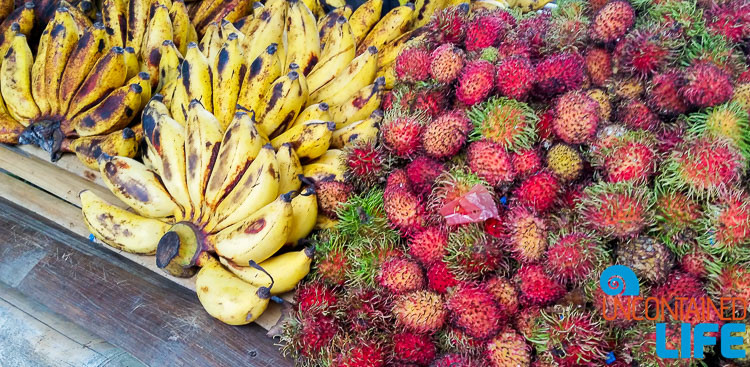 Banana, Fruit, El Nido, Palawan, Philippines, Uncontained Life