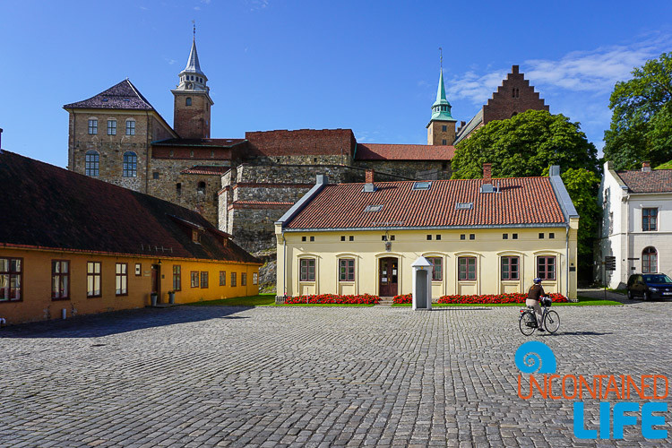 Akershus Festning, Oslo, Norway, Uncontained Life