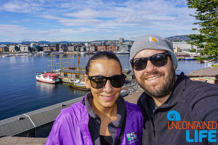 Oslo, Norway, Uncontained Life