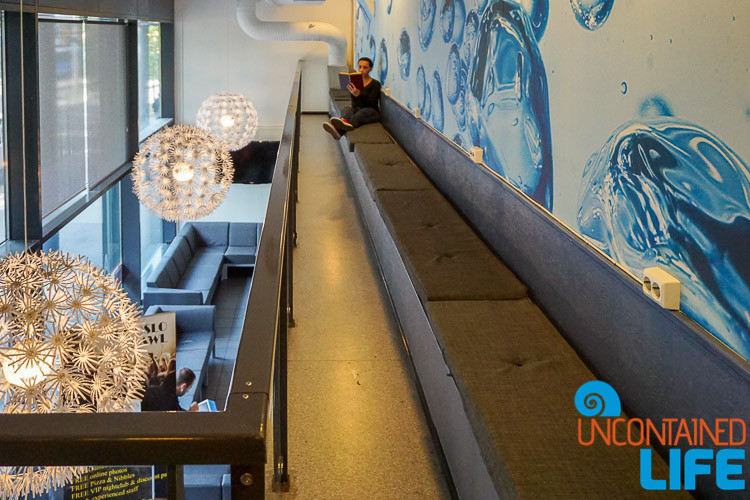 Anker Hostel, Oslo, Norway, Uncontained Life