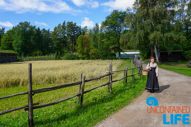 Norsk Folk Museum, Oslo, Norway, Uncontained Life