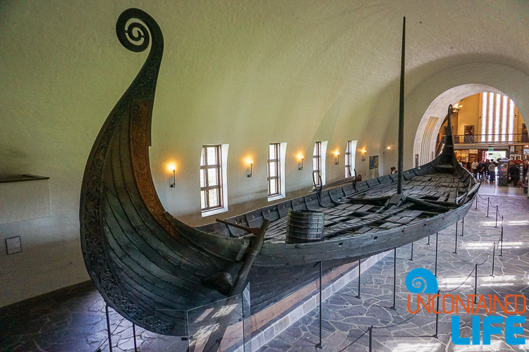 Viking Museum, Oslo, Norway, Uncontained Life