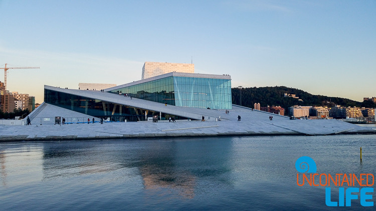 Opera House, Oslo, Norway, Uncontained Life