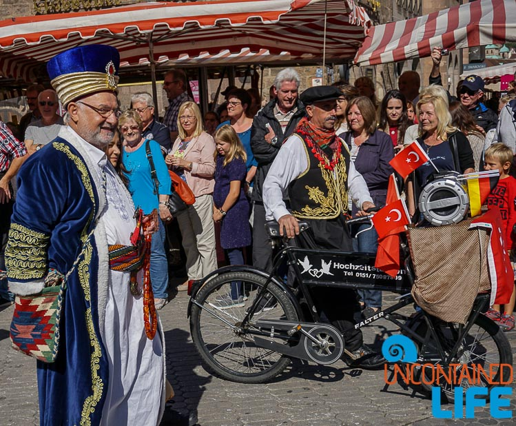 Turkish, Parade, Altstadfest, Nuremberg, Germany, Uncontained Life