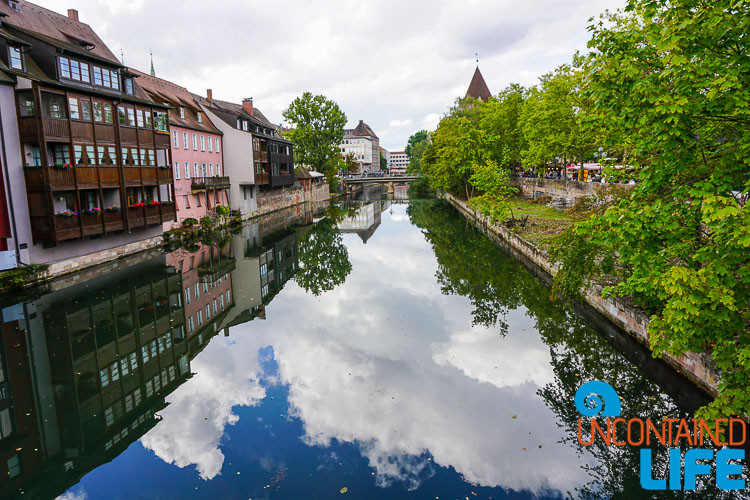 Nuremberg, Germany, Uncontained Life
