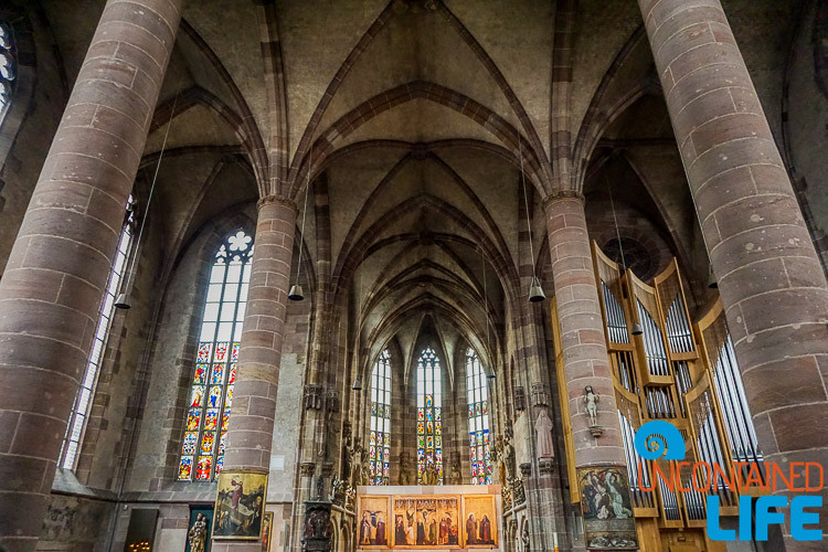 Church of our Lady, Nuremberg, Germany, Uncontained Life