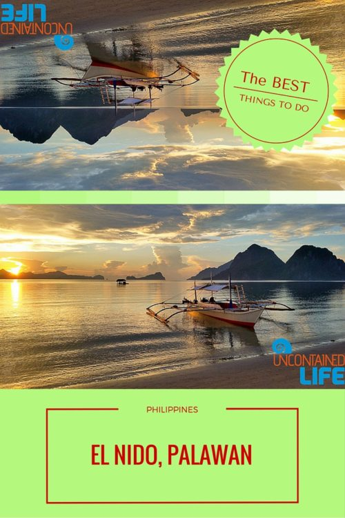 Best Things To Do in El Nido, Palawan, Philippines, Uncontained Life