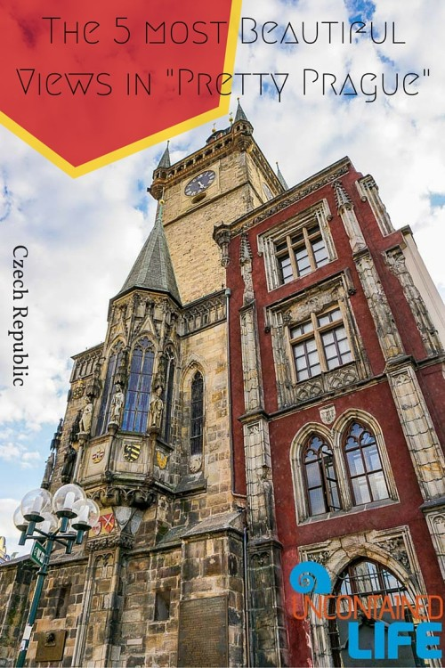 5 Most Beautiful Views in Pretty Prague, Czech Republic, Uncontained Life