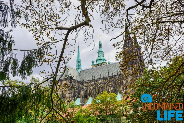 Prague Castle, Prague, Czech Republic, Uncontained Life