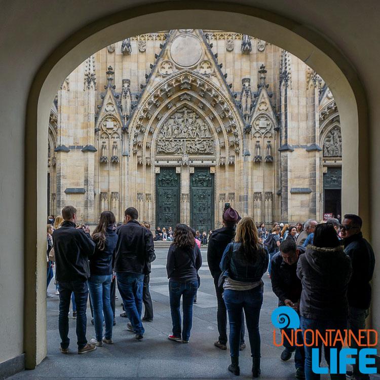 Archway, Prague, Czech Republic, Uncontained Life