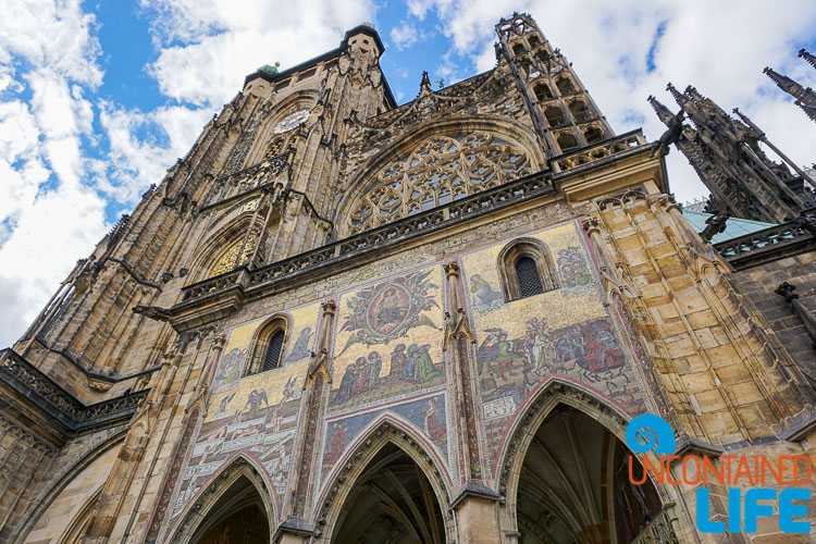 Basilica of St. George, Prague, Czech Republic, Uncontained Life