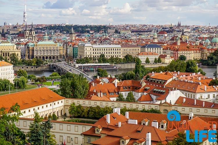Prague, Czech Republic, Uncontained Life