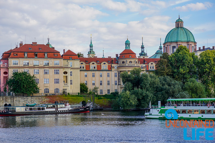 Prague, Czech Republic, Uncontained Life
