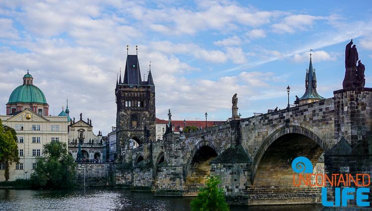 Charles Bridge, Prague, Czech Republic, Uncontained Life
