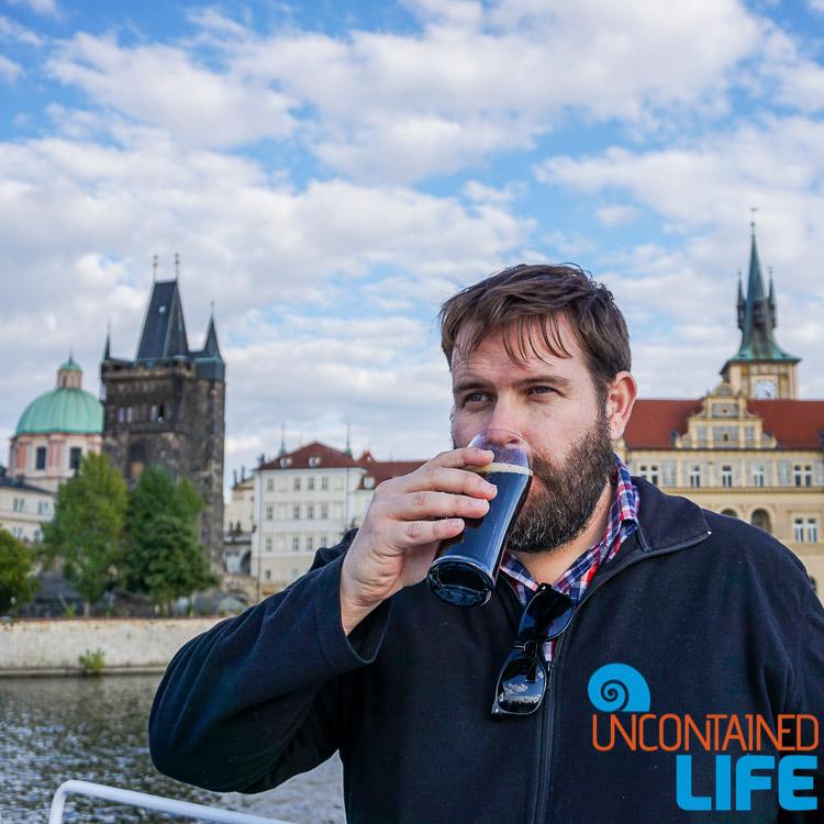 River, Beer, Prague, Czech Republic, Uncontained Life