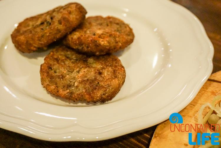 Potato Pancakes, Prague, Czech Republic, Uncontained Life