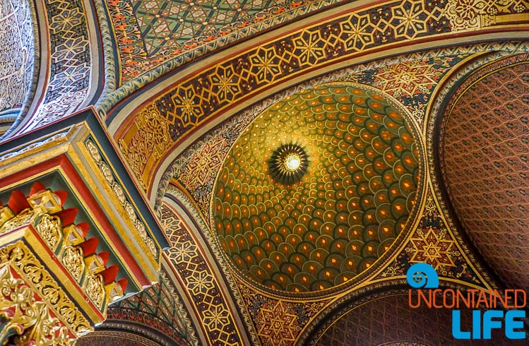 Spanish Synagogue, Prague, Czech Republic, Uncontained Life