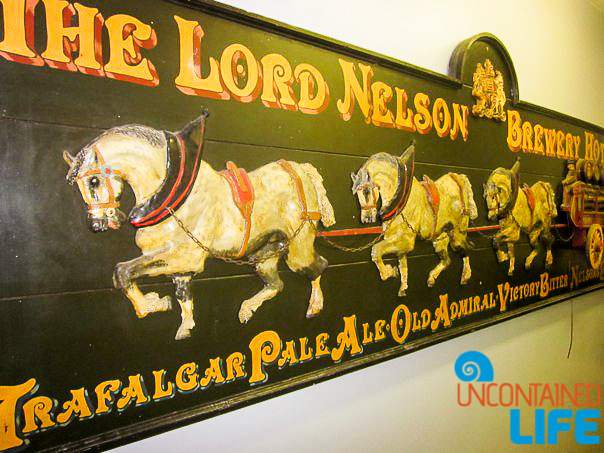 Lord Nelson Brewery, Inexpensive Activities in Sydney, Australia, Uncontained Life