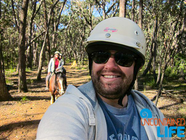 Horseback Riding, Active Adventures, Australia, Uncontained Life