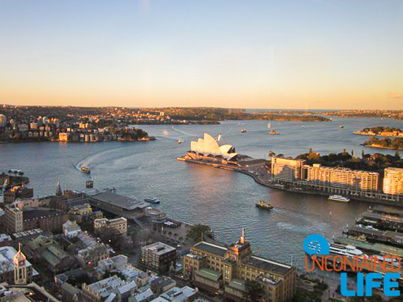 Blu Bar, Inexpensive Activities in Sydney, Australia, Uncontained Life