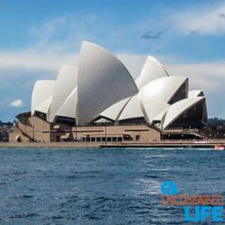 Inexpensive Activities in Sydney, Australia, Uncontained Life