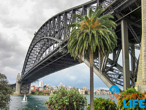 Bridge, Inexpensive Activities in Sydney, Australia, Uncontained Life