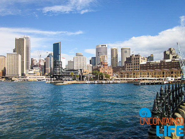 Harbour, Inexpensive Activities in Sydney, Australia, Uncontained Life