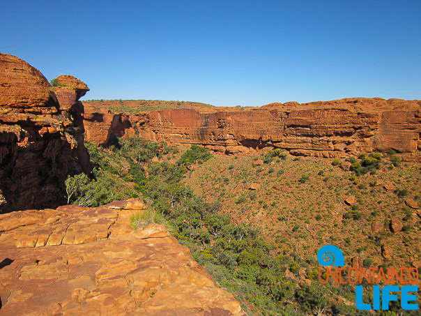 Hike King's Canyon, Northern Territory, Active Adventures, Australia, Uncontained Life
