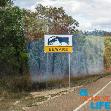 Signs, Queensland Australia
