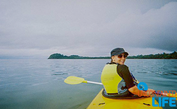 Kayaking, Active Adventures, Australia, Uncontained Life