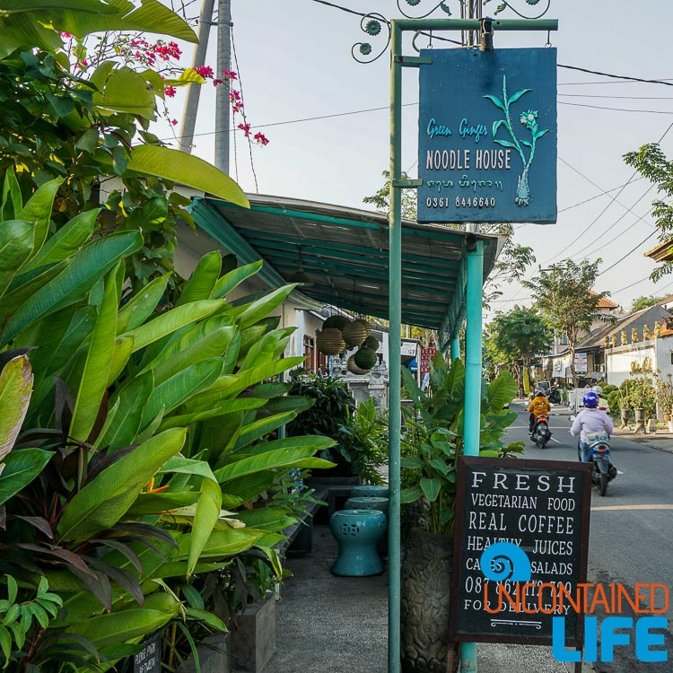 Noodle House, Cafe, Explore Canggu, Bali