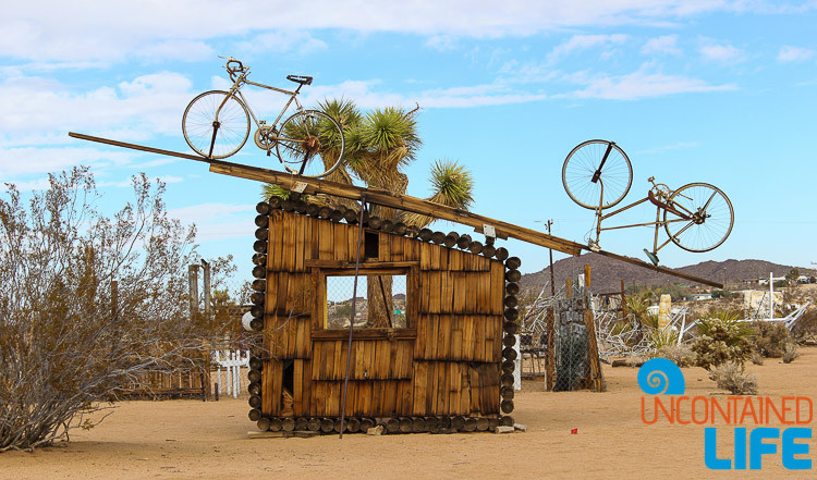Noah Purifoy, Joshua Tree, California, January travel destinations, Uncontained Life