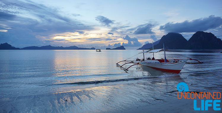 El Nido, January travel destinations, Uncontained Life
