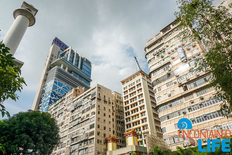 Buildings, things to avoid when visiting Hong Kong, Uncontained Life