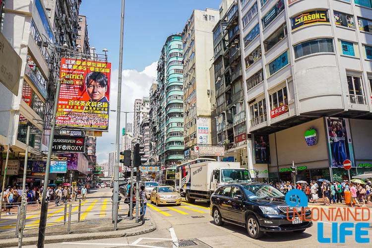 things to avoid when visiting Hong Kong, Uncontained Life