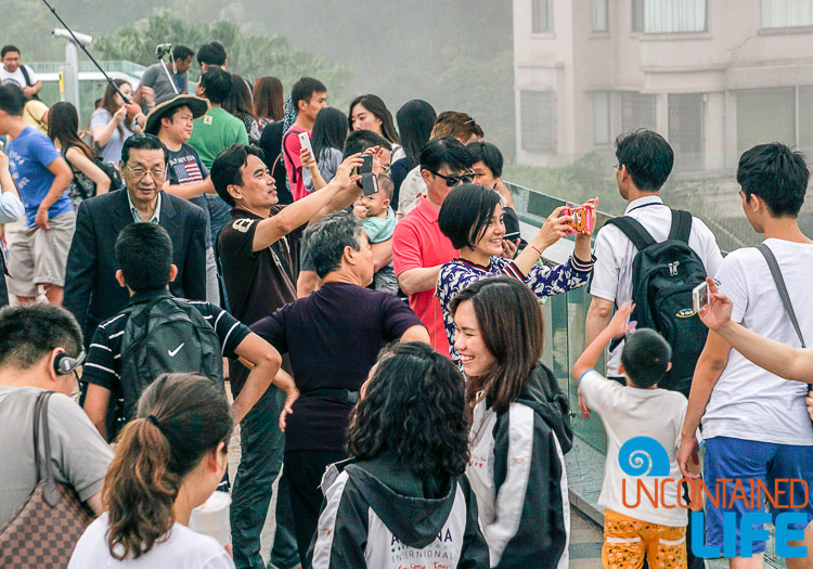 Tourists, things to avoid when visiting Hong Kong, Uncontained Life