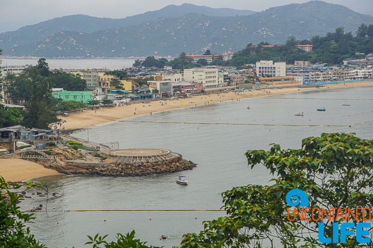 Helicopter Pad, Day trip to Cheung Chau, Hong Kong, Uncontained Life